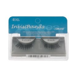 Ardell Invisibands Lashes Babies Black