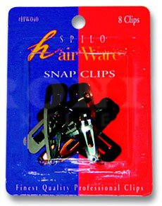Hairware Snap Clips