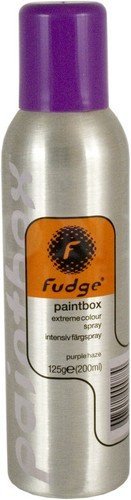 Fudge Paintbox Extreme Colour Hairspray in Purple Haze