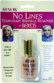 Renoir BOYD,S No Lines Temporary Wrinkle Remover .5 oz