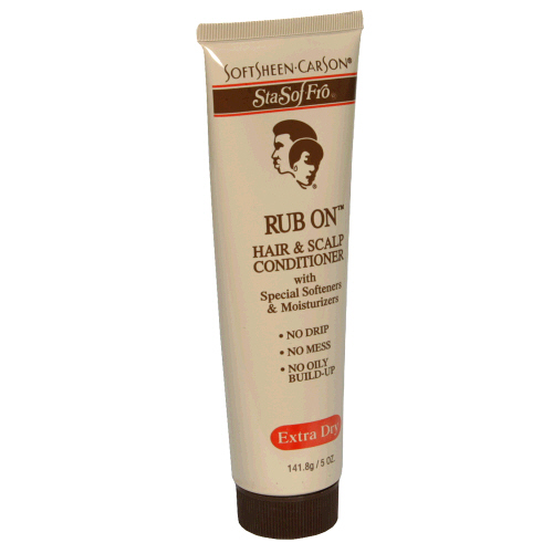 Sta-Sof-Fro Rub On Hair & Scalp Conditioner 5 oz