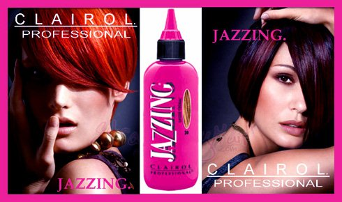 Jazzing Temporary Haircolor In Racy Wine 60 4 24