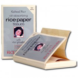 Rice Powder Blotting Tissue (Fair)
