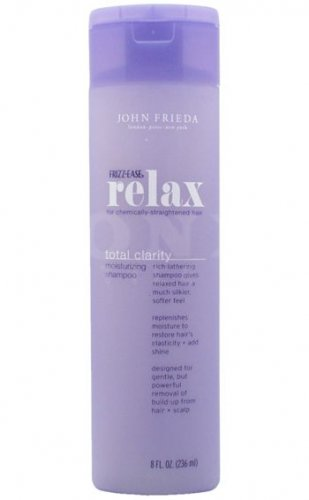 Frizz-Ease Relax Total Clarity Moisturizing Shampoo