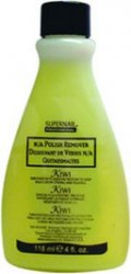 Supernail Nail Polish Remover with Kiwi Scent