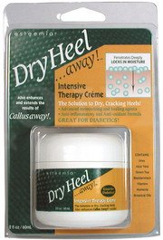 Dry Heel Away Intensive Therapy Creme 2 oz