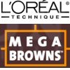 L'Oreal Mega Browns