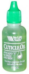 No Lift Nails Cuticle Oil 1 oz