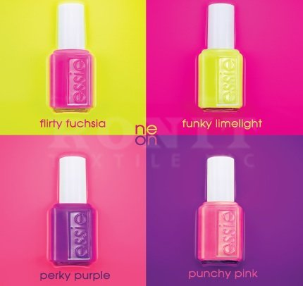 Essie Summer Collection 09' Neon