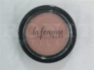 La Femme Blush on Rouge Adobe ( black case)