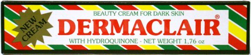Dermaclair Beauty Cream For Dark Skin 1.76 oz