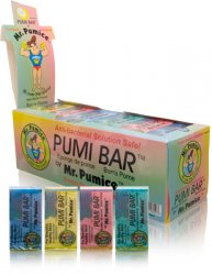 Mr.Pumice Pumi Bar in Assorted Colors